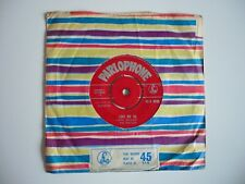 """The Beatles Love Me Do 7"""" Vinyl UK 1962 Parlophone 1st Press 1N/1N ZT Tax Single"""