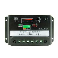 20A MPPT Solar Panel Battery Regulator Charge Controller 12V/24V Auto Switch# PK