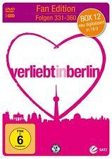 3 DVDs * VERLIEBT IN BERLIN - BOX 12 - FOLGEN 331-360 FAN EDITION # NEU OVP &B