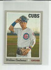 Willson Contreras 2019 Topps Heritage Mini 095/100 - Cubs