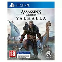 Assassins Creed Valhalla (PS4) In Stock Brand New & Sealed UK PAL