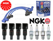 NGK High Performance Wires+Platinum Spark Plugs+COILS  Mazda RX8