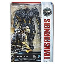 (P) TRANSFORMERS MV5 THE LAST KNIGHT VOYAGER MEGATRON PREMIER EDITION
