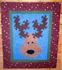 TWISTED RUDY - Simply Twisted Designs  Quilting Sewing  Pattern Christmas