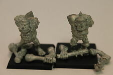 WARHAMMER FANTASY DOGS OF WAR GOLGFAG'S MERCENARY OGRES