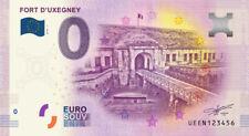 Billet Touristique 0 Euro - Fort d'Uxegney- 2019-1