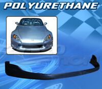 TC Sportline BO-HOCI923121 Type-Sport Style PU Front Bumper Lip Spoiler for 1992-1995 HONDA CIVIC Coupe Hatchback