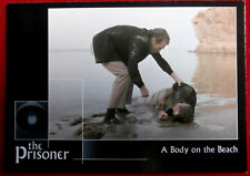 THE PRISONER Auto Series - Vol 1 - A BODY ON THE BEACH - Card #52 Cards Inc 2002