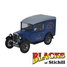 Oxford Diecast 1:43 Scale Austin Seven Van Daniel Doncaster Motor Steam Haulage