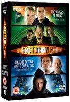 Neuf Doctor Who - The Eaux De Mars / The End Of Time DVD