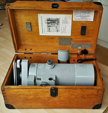 Carl Zeiss Jena KoNi 007 Automatic Level Micrometer Surveying Nivellier
