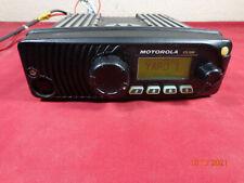Motorola Xtl1500 Digital Mobile Radio Vhf 136 174 Mhz 48 Ch 50w Lk Nu Free Ship