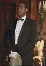 "Forest Whitaker ""LE MAJORDOME"" autographe signed 20x30 cm image"