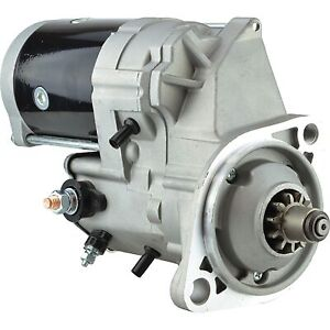 New Starter for Hino 268A NJ 05 06 07 08 09 10 2005 2006 2007 2008 2009 2010