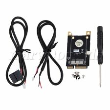 Mini PCI-E 52pin Adapter For BCM94360CD/BCM94331CD Without Wireless Antenna