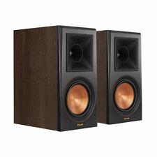 Klipsch RP-600m Bookshelf Speakers (Pair) B Stock Walnut