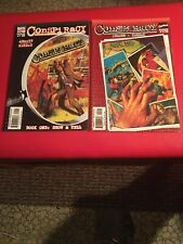 Conspiracy #1 - 2 full set Marvel Comics Limited Series 1998 Spider-man