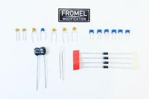 Fromel Supreme Mod Kit for Boss BD-2 Blues Driver Pedal
