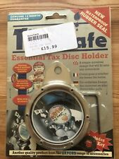 Brand New Essential Tax Disk Holder Waterproof Motorcycle Scooter