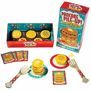 Educational Insights Pancake Pile-Up Sequence Relay Game for Preschoolers Age...