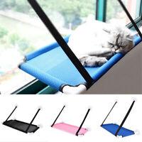 Pet Cat House Bed Hammock Window Perch Seat Mount Shelf 22lb Sofas Bolster Sleep