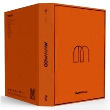 Mamamoo - [Melting] 1st Mini Album CD+1p Poster+84p Booklet+1p PhotoCard K-POP