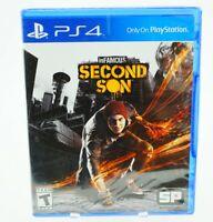 Infamous Second Son: Playstation 4 [Brand New] PS4
