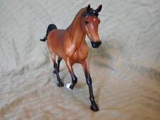 Breyer Horse Statue OOAK CM/Custom Yasmin Arabian Mare Dappled Bay