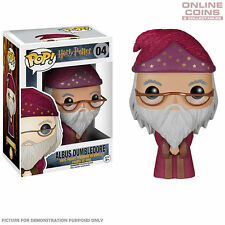 HARRY POTTER - ALBUS DUMBLEDORE - POP VINYL FIGURE - FUNKO - BRAND NEW IN BOX!