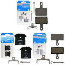 B01S Resin Bicycle Disc Brake Pads With Spring and Pin for Shimano BR M465 M475