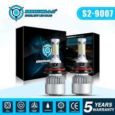 2x 9007 HB5 LED Headlight Kit for Jeep Liberty 2002-2007 Hi Low Beam Lamp 6000K