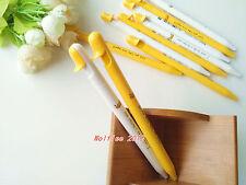 """10 pcs M&G 0.35mm""""Cute duck""""style Gel Pen,black ink,WF283"""