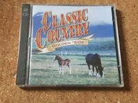 Time Life- Classic Country Golden 60's -2 X CD 2000 TL626/08- New / Sealed