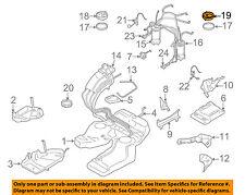 PORSCHE OEM 08-10 Cayenne 4.8L-V8-Fuel Pump Assembly Flange Left 95562042100