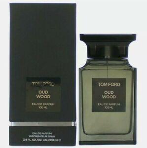 Tom Ford Oud Wood Eau de Parfum 100ml Spray Neu OVP