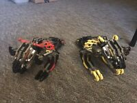 Lego Bionicle 2001 Rahi Muaka & Kane-Ra 8538