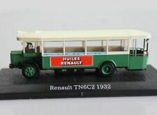 1:72 ATLAS BUS Collection 7163133 RENAULT TN6C2 1932 GREEN/CREAM New in box