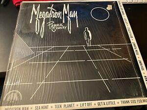 Patrick Cowley Megatron Man Lp M1002