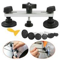 Car Paintless Dent Puller Lifter Body Glue Gun Repair Hail Removal Tab Tool Kits