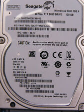 """(Lot of 10) 120GB SATA 2.5"""" Laptop Hard Drives - Seagate ST9120317AS"""