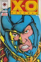 Valiant No. 24 X-O Manowar He's Back!  (Comic: X-O Manowar)  1994