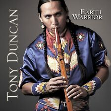 new/sealed CD:  EARTH WARRIOR: Light of Our Ancestors, Tony Duncan, 729337709423