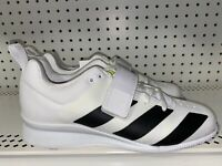 Adidas AdiPower Weightlifting 2 Mens Athletic Training Shoes Size 10.5 White
