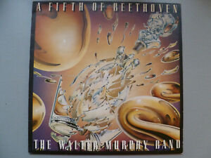 Walter Murphy Band 'A Fifth Of Beethoven' (PVLP1009) 1976 A1/B1 UK LP EX/NM