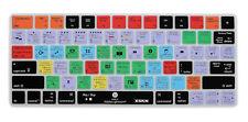 XSKN Silicone Skin Cover fit Apple Magic Keyboard - Adobe Lightroom CC Hot Keys