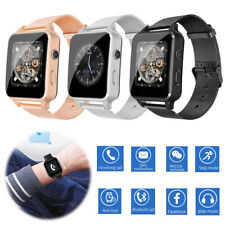 Bluetooth Smart Watch Phone Gsm Unlocked for Samsung S10 Plus S10e Note 10 Men