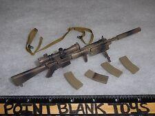 MINI TIMES Rifle NAVY SEAL BATTLE OF ABBAS GHAR 1/6 ACTION FIGURE TOYS dam did