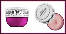 Sol de Janeiro Açaí Body Power Cream 8.1 oz. Full Size Brand New & Sealed
