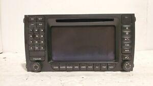 2003-06 PORSCHE Cayenne Navigation GPS Radio CD Player PCM OEM 03 04 05 06
