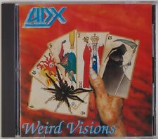 ADX: Weird Visions NOISE INTERNATIONAL Germany '90 Heavy Metal CD NM